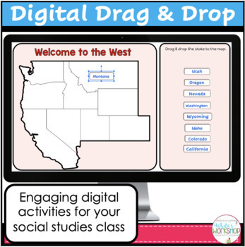 United States Map Activities.Regions Of The United States Map Activities By White S Workshop Tpt