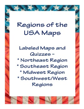 Regions Of The US Maps Labeled Maps And Blank Map Quizzes By - Southeast us map quiz