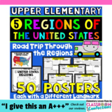 US Regions: Research: 5 Regions of the United States: Regi