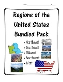 Regions of the United States Bundled Pack