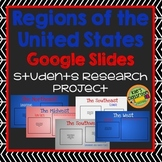 Regions of the United States Digital Research Project - Go