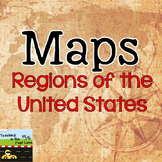 Regions of the United States Fold-Up