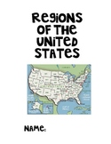 Regions of the United States: Informational Text and Graph