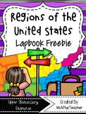 Regions of the USA Lapbook {Freebie}