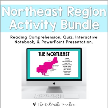 Regions of the United States: Northeast Region