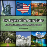 Regions of the United States: Northeast, Southeast, Midwes