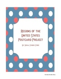 Regions of the United States Postcard Project