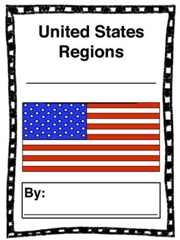 Regions of the United States Research Project