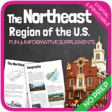 Regions of the United States: The Northeast Region