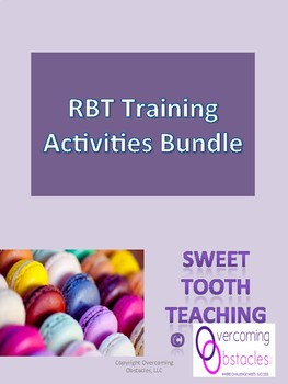 Registered Behavior Technician Training Activities Bundle
