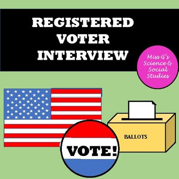 Registered Voter Interview