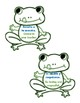 Reglamentos Del Salon (classroom rules) -Frogs