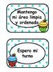 Reglas Del Salón Cupcakes 2