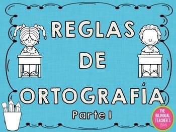 Reglas de Ortografia Parte 1