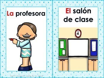 Classroom rules in Spanish/ Reglas de clase/ Frases útiles