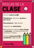Reglas de la clase