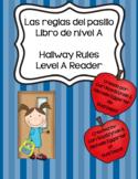Reglas del Pasillo - Hallway Rules Reader English and Spanish