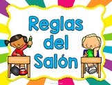 Reglas del Salón - Educlip kids multicolor