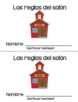 Reglas del Salon - Reader in Spanish Only