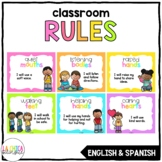 Classroom Rules {English & Spanish}