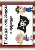 Regras da Sala de aula - Tema Piratas