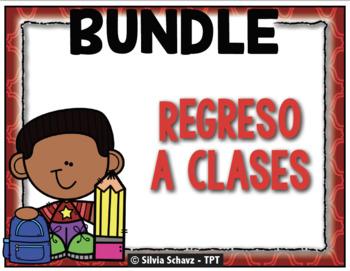 Regreso a clases - BUNDLE