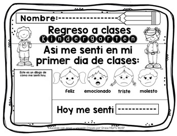 Regreso a clases (Back to School)