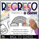Regreso a clases | Back to School in Spanish