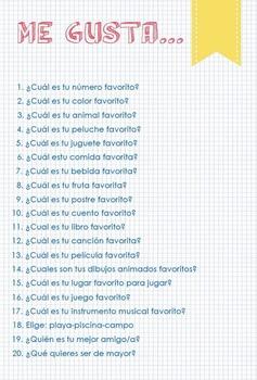 Regreso a clases/ back-to-school activities.(spanish) corregidos los errores