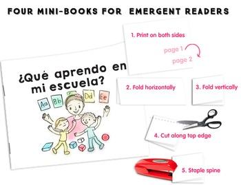 Regreso a la Escuela {Back to School Spanish Bundle}