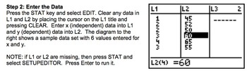 Regression Modeling and Equation Solving on TI-83/84