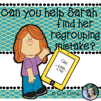 Regrouping Mistake