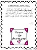 Regrouping Rules Poster