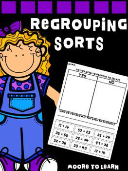 Regrouping Sorts