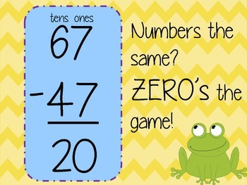 Regrouping Subtraction