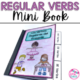Regular AR, ER, and IR Verbs Mini Book
