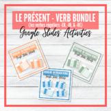 Regular -ER, -IR, & -RE French Verbs (au présent) - Google