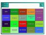 Regular ER and IR Verb Vocabulary Practice (Flyswatter - M