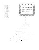 Regular French ER Verbs Crossword