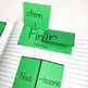 Regular French Verbs Foldables GROWING Bundle: French Interactive Notebook