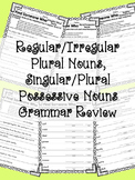 Find Someone Who: Upper Elementary Noun Grammar Review