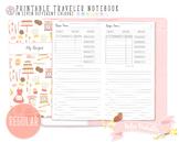 Regular My Recipe Traveler Notebook Refill