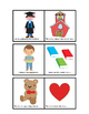 Regular Past Tense Picture Cards