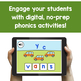 Regular Plural Nouns Formed with -S - Digital Phonics Activities | BOOM Cards™