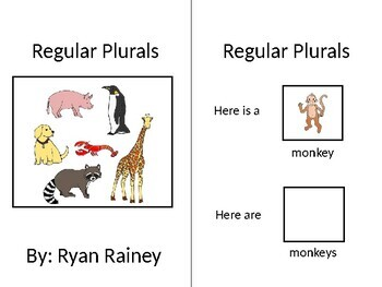 Regular Plurals