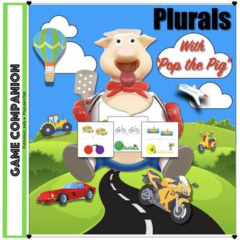 Pop the Pig - Vehicle Vocabulary