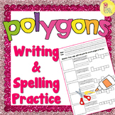 Regular Polygons Worksheet