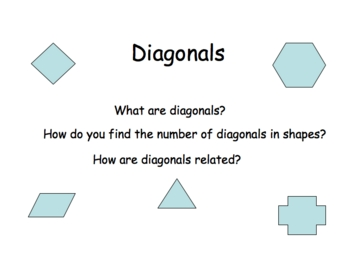 Regular Polygons and Diagonals