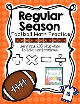 Regular Season Math Practice