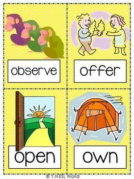 Flashcards Regular Verbs Part 2